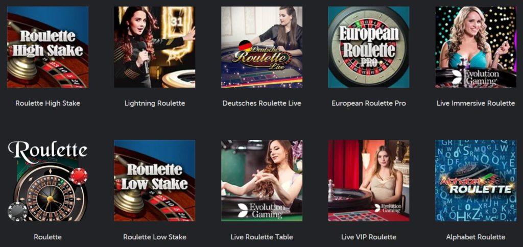Betsafe Casino Roulette