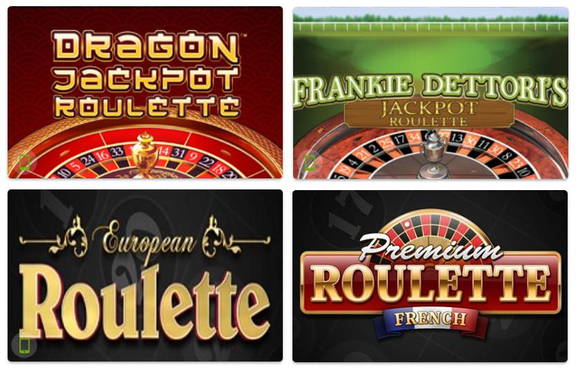 Europa Casino Roulette