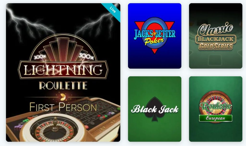Lucky Days Casino Roulette